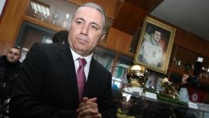 Стоичков: Призовавам Гриша Ганчев да излезе и да каже взимал ли съм пари от него или ЦСКА
