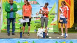 Камен Тончев и Боряна Николчева са победителите в дуатлона