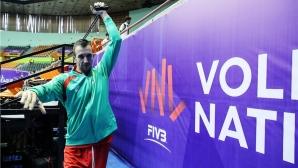 Боян Йорданов: Щастливи сме, че завършихме с победа