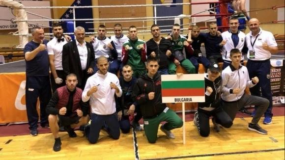 Силно представяне на българските кикбоксьори на Балканското в Сараево