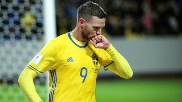 Нападател на Швеция предпочете интервю пред допинг тест
