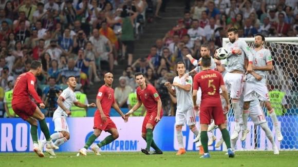 Има насрочен жребий за Испания и Португалия