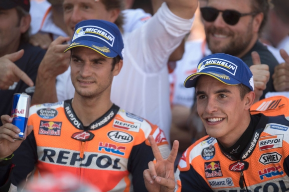 Маркес не смята, че Педроса ще се оттегли от MotoGP