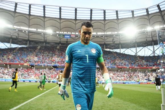 Ел Хадари благодари на отбора за рекорда и се извини за загубата