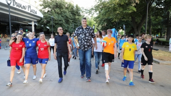 Любо Ганев - Цар на карнавала в Русе