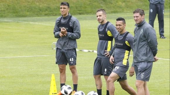УЕФА размести програмата на Лудогорец
