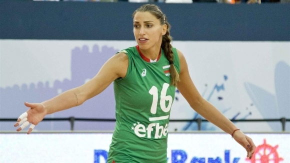 Елица Василева: Дойдохме си на мястото - при най-силните