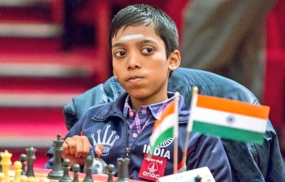 12-годишен индиец стана вторият най-млад гросмайстор в шахматната история