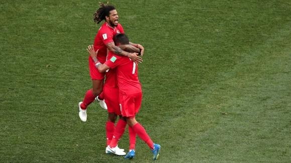 Панама се стяга за първа победа на Световно първенство
