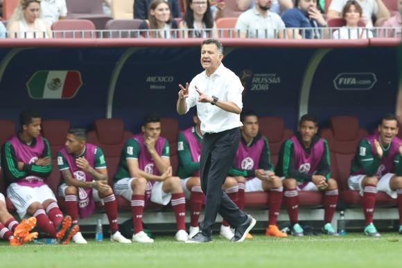 Хуан Карлос Осорио: Мексико има всички шансове да победи Швеция