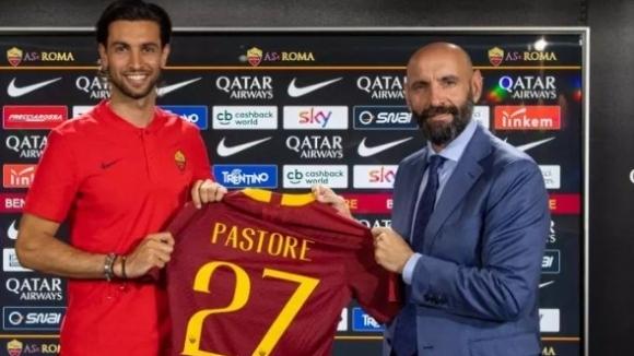 Рома се похвали с Пасторе