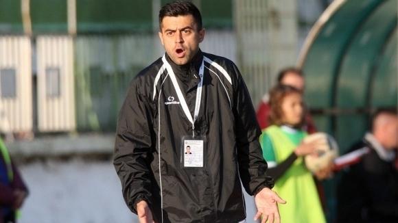 Панталей Маникатов стана част от треньорския щаб на Пирин