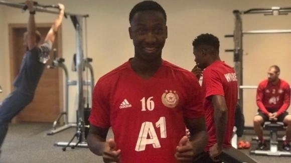 Нов в ЦСКА-София стана на 23 години