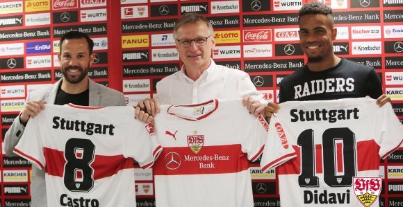 Щутгарт плати 12 млн. евро за играчи на Дортмунд и Волфсбург