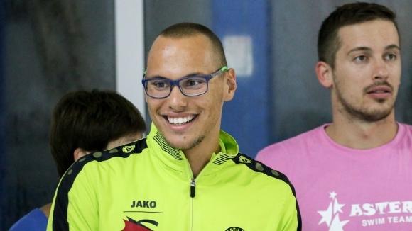 Антъни Иванов със злато на 100 м бътерфлай, Кадоглу и Стоянова с рекорди