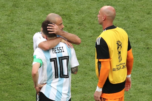 Едно голямо име обяви отказването си от националния на Аржентина