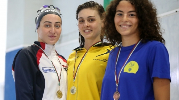 Габриела Георгиева победи Диана Петкова на 100 м бруст