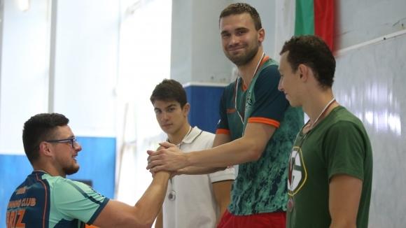 Горбунов №1 и на 200 м съчетано, Георги Георгиев спечели спринта на 50 м свободен стил
