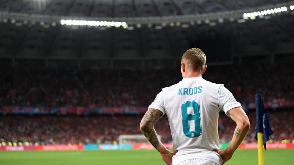 Кроос няма да ходи при Моуриньо в Юнайтед