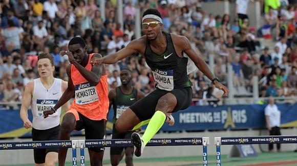 Самба: Искам да стана най-бързият в света на 400 м/пр