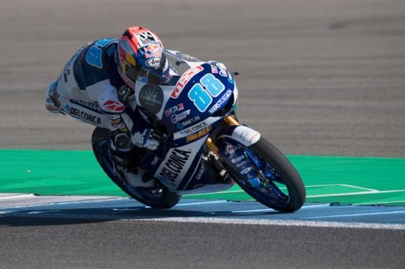 Хорхе Мартин оглави класирането в Moto3 с победа в Холандия