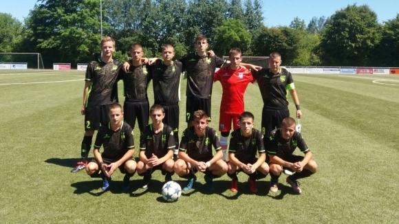 Таланти на Витоша със страхотен обрат и победа на GFL Cup в Германия