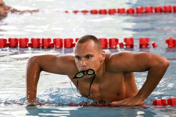 Антъни Иванов спечели на 50 метра бътерфлай