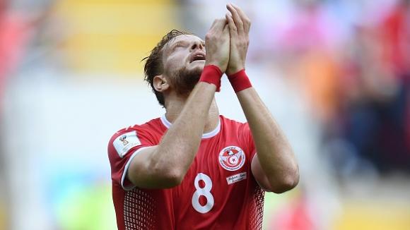 Тунис преквалифицира нападател в резервен вратар за мача срещу Панама