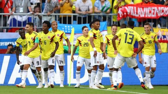 Колумбия спечели групата, а Сенегал отпадна нещастно (видео)
