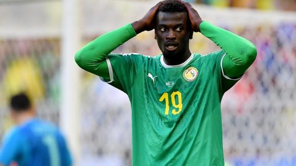 Не знам дали това е нормално, съжалява нападател на Сенегал