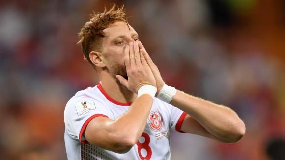 Фахредин Бен Юсеф е играч на мача Панама - Тунис