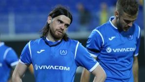 Цветкович под въпрос за мачовете с Вадуц