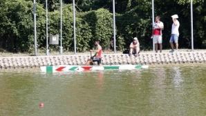 21 български лодки на Световното първенство по кану-каяк в Пловдив
