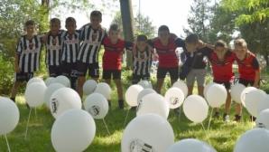 """Локомотив (Пд) организира """"Футболно лято"""" за децата от школата"""
