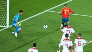 Испания - Мароко 1:1 (гледайте на живо тук)