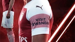 Руанда си навлече критики за спонсорството на Арсенал