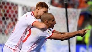 Историческа победа за Тунис след обрат срещу Панама (видео + галерия)