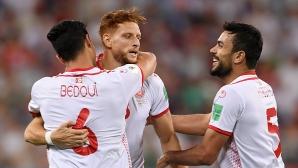 Тунизиец вкара гол №2500 в историята на Мондиалите
