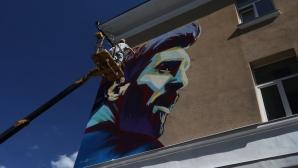 Графит на Меси изгря близо до този на Роналдо в Казан