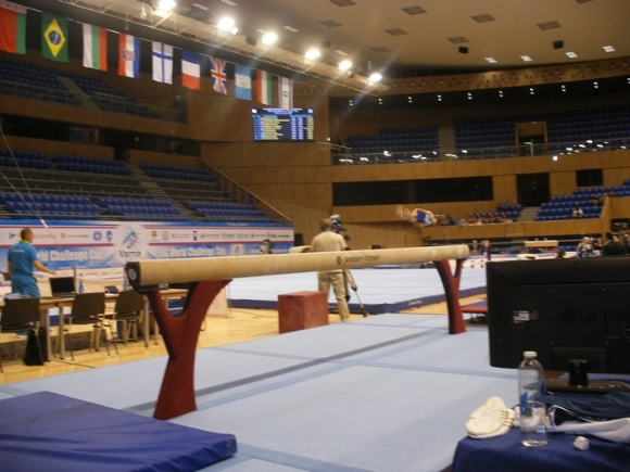 Близо 480 състезатели от 20 клуба ще участват на държавното първенство по спортна гимнастика