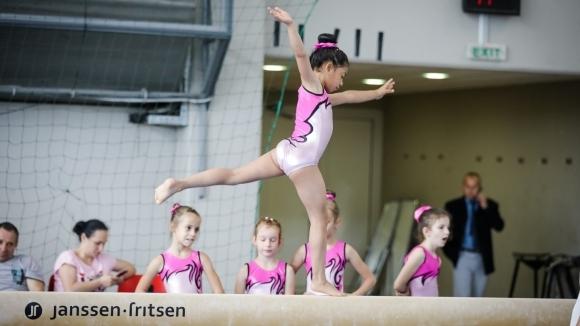 Министър Кралев откри Държавното първенство по спортна гимнастика