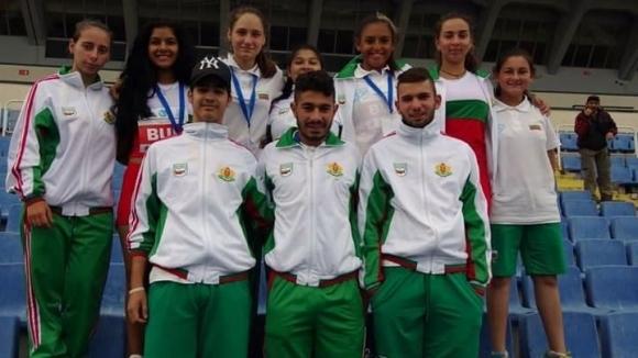5 медала за България от Европейското първенство по лека атлетика за глухи в София