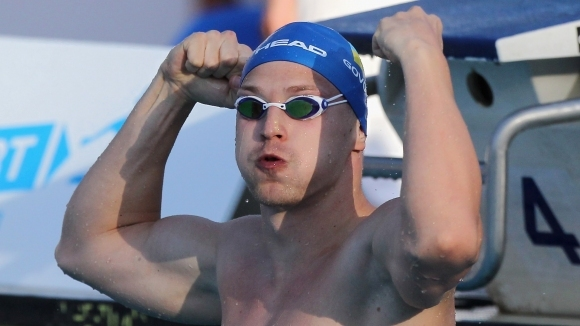 "Украинец ""потопи"" световния рекорд на 50 метра бътерфлай"