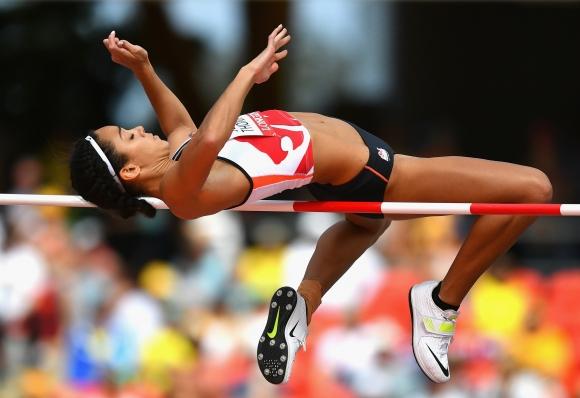 Джонсън-Томпсън излиза срещу най-добрите в скока на дължина и в скока на височина в Лондон