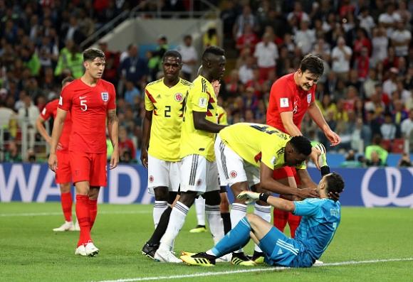 Йери Мина: Колумбия не заслужаваше да загуби от Англия
