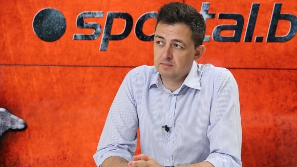 Иванов: Приключихме годината с половин милион загуба, ЦСКА, който е клуб на 2 години, отчете минус 10 млн.