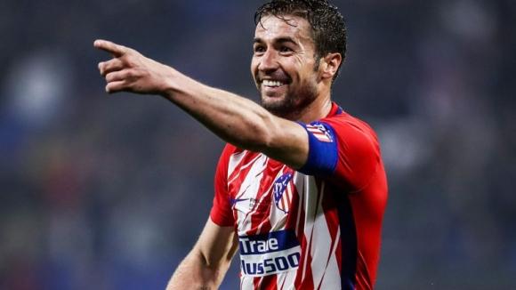 Капитанът на Атлетико Мадрид се съгласи да премине в катарски клуб