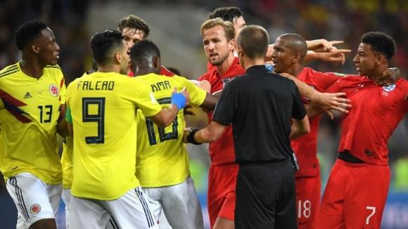"""Селекционерът на Колумбия упрекна англичаните, Саутгейт смята, че неговите играчи са станали """"по-умни"""""""