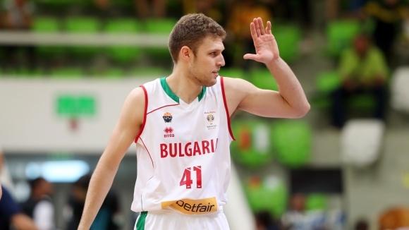 Бивш съотборник хвали Везенков: Добър играч и страхотен човек
