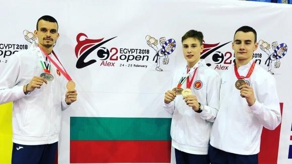 Трима българи ще участва на финалните серии Гран При по таекуондо в Москва